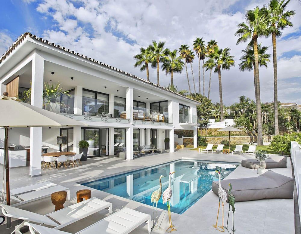 Marbella, architecture, Nueva Andalucia, photographer, palms, Puerto banus