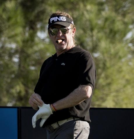 MIGUEL ANGEL JIMENEZ, Golf Photography