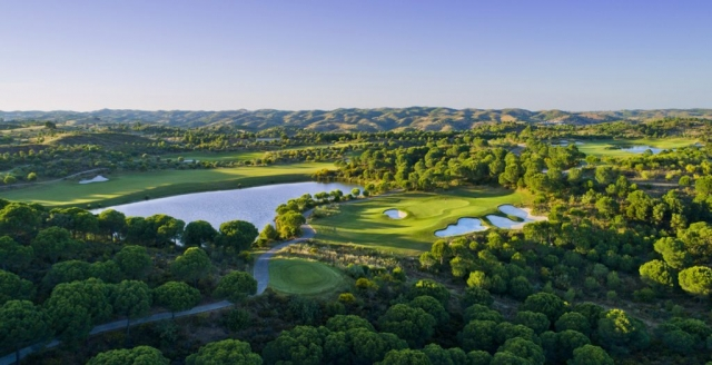 Best Aerial Golf Images, Monte Rei Golf & Country Club, Portugal, Gary Edwards Drone photography