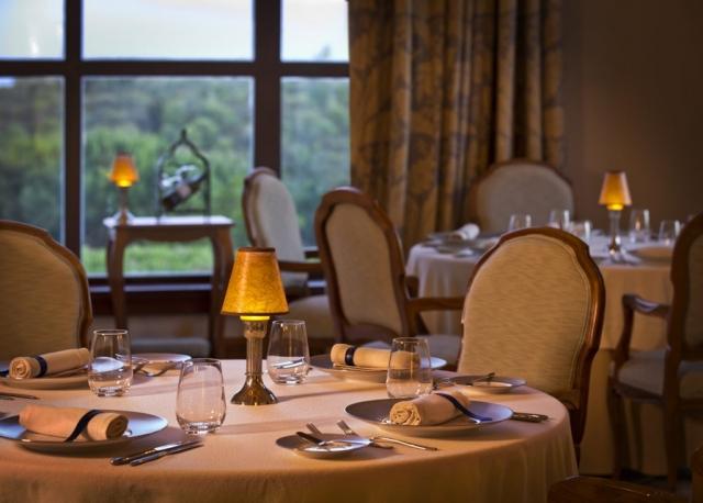 Restaurant for the evening, Dinner, Atmosphere, Portugal, Monte Rei, Gary Edwards,