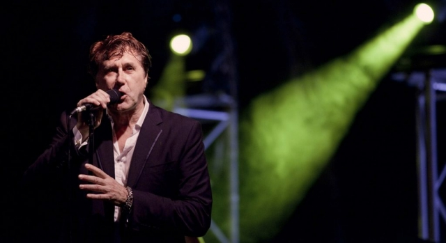 Bryan FERRY, Private Concert, House in the Hotel Puente Romano, Marbella Parties, Gary Edwards Photography, Concert Photographer Marbella, Starlite Photos,