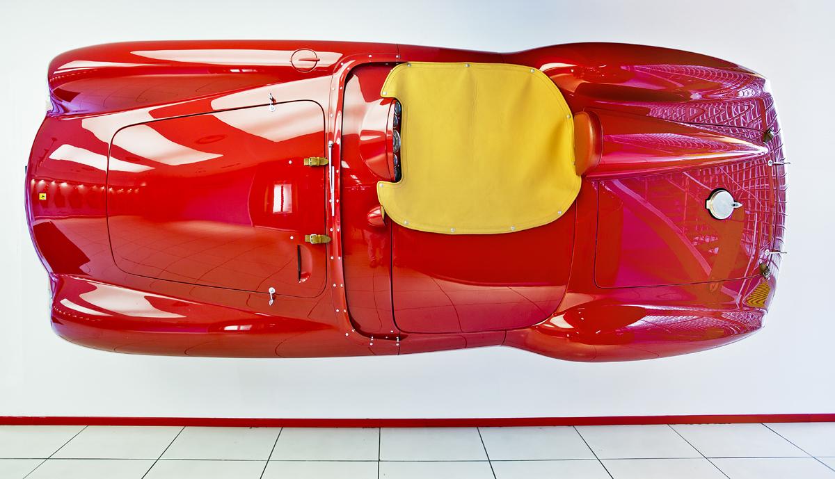 Ferrari, Marinello, Ferrari Factory, Ferrari Museum