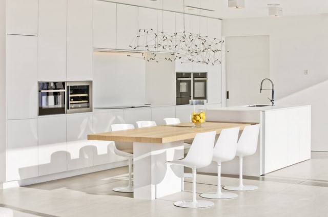 Modern Kitchen, brochure photography, commercial images for architects, Costa del Sol