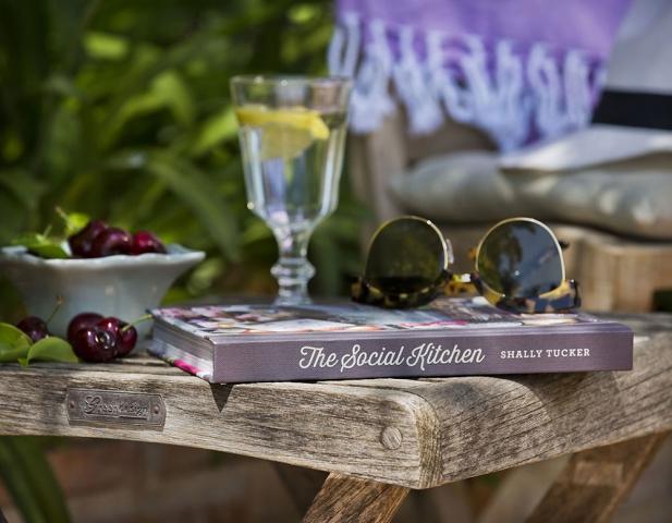 The Social Kitchen, Shally Tucker, Dani Tucker, Food photography, Book photos, Blog food, Sangria Recipe, Cherries, Food photography Andalucia,