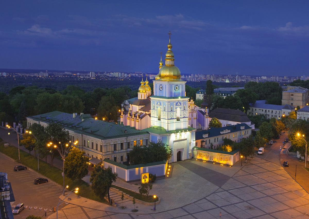 Kiev, Church