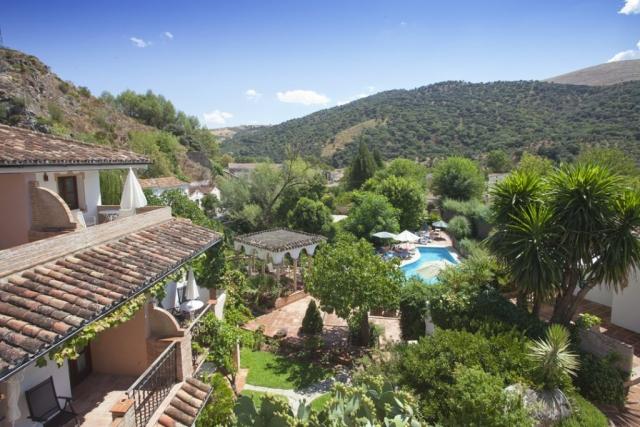 Country Hotel, Molino del Santo, Ronda, Estacion Benaoján, Hotel in the hills of Ronda, Andalucia,