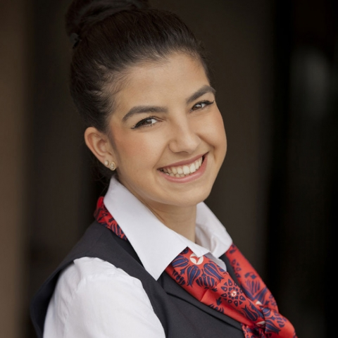 Turkish Airlines Stewardess, Best Airline in the World, Happiest Airline, Turkey, THY, Business Class, Turkish Airlines