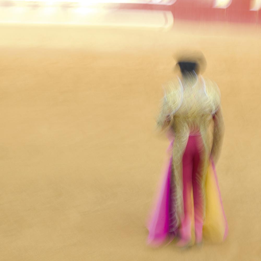 Bullfighting Art, The Long Wait · Limited Edition Prints, Wall Art, Matador, Malaga, Art Photography, Toros Collection