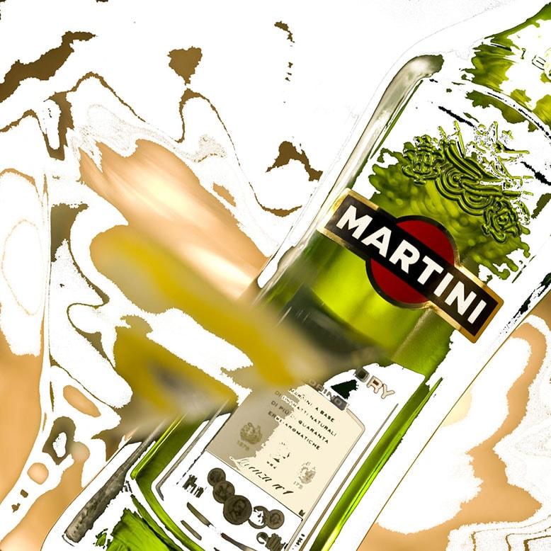 Martini Vespa Limited Edition Print, Gary Edwards Photography, Marbella