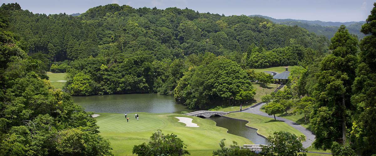 Tokyo Golf Course, Gary Edwards Photography