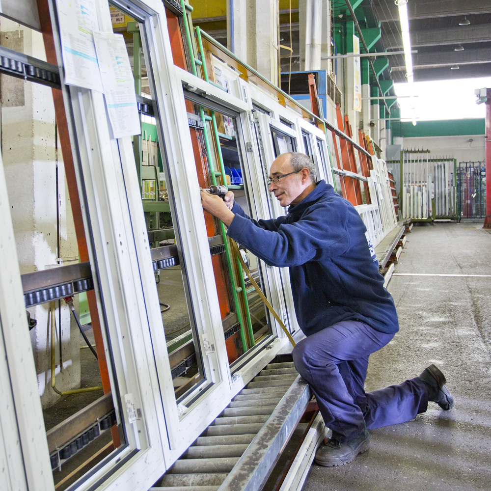 Specialist Window manufacturing Brussels, Belgium, Sofiplas, Quality window framing