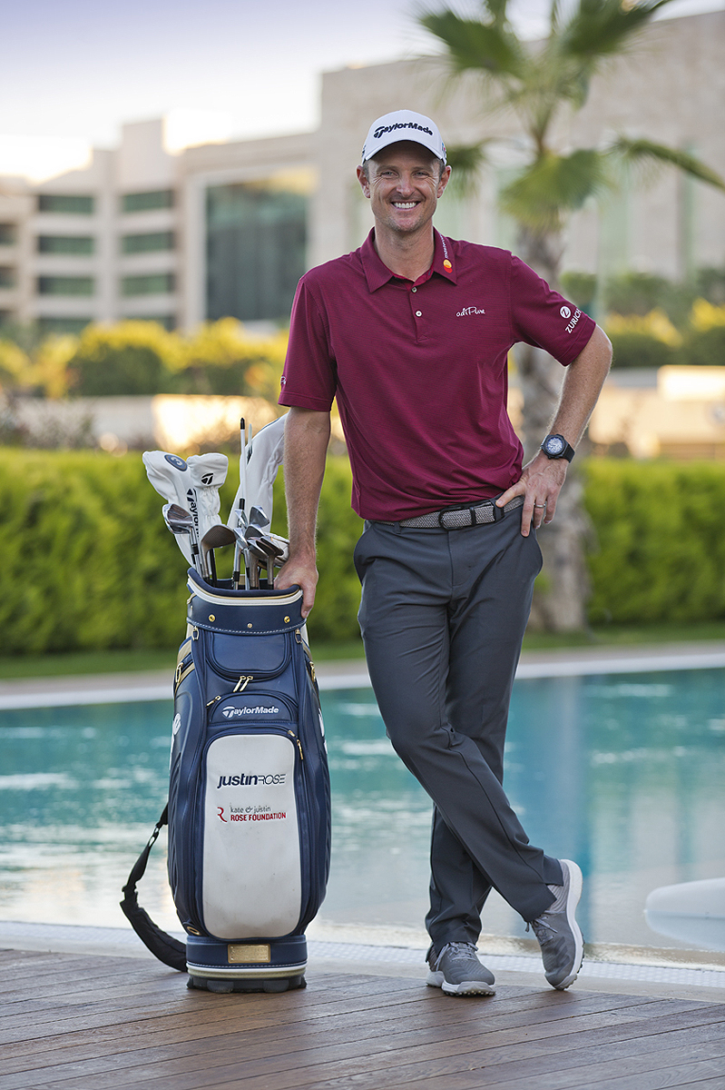 JUSTIN ROSE, Golf,  2018 Turkish Airlines Open