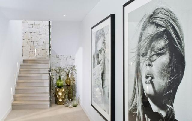 Bridget Bardot, Steve McQueen, Nezha,  Interior Photography, La Concha, Nueva Andalucia, Aloha Golf House, Designer Property,