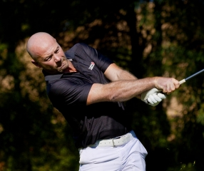 ALAN SHEARER, Turkish Airlines Pro-Am Event, Geordie, Newcastle United, Gary Edwards