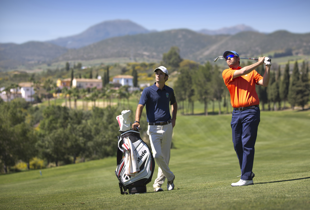 Estepona Golf, Course Promotion, Golf Course Photography, Marbella, Gary Edwards
