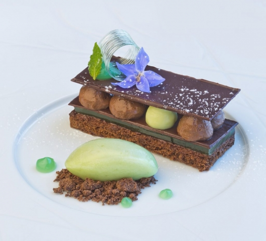 Vistas Restaurant, Michelin Star Portugal