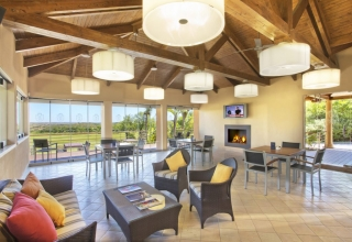 Golf Resort Photography, Monte Rei Golf and Country Club, halfway House
