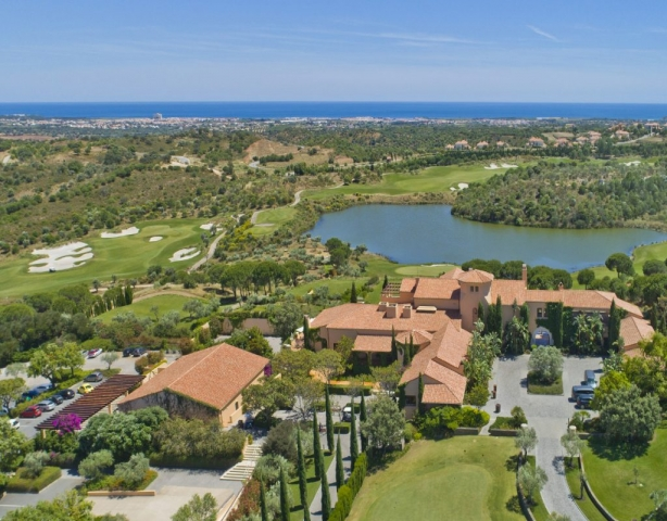 Drone Photograph, Monte Rei Golf & Country Club, Aerial Photography, Golf photography, Golf Course imagery