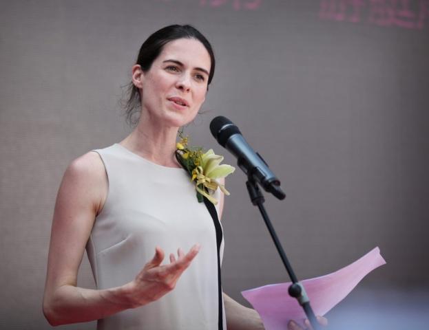 Delphine LIGNIERES, Founder Hainan Rendez-Vous Yacht Fair