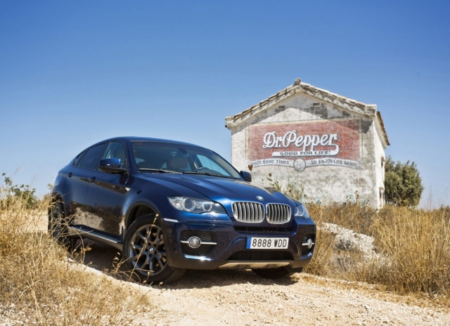 BMW X6 Sales Promotion, Dr. Pepper Advert, Ghost Advert