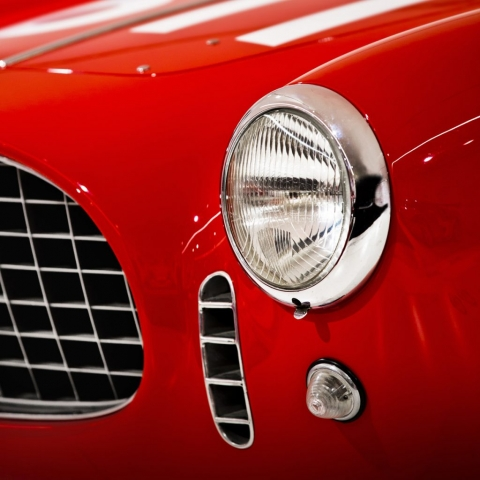 Ferrari 1952 166MM Berlinetta Vignale, Car Photography, Gary Edwards, Marinello