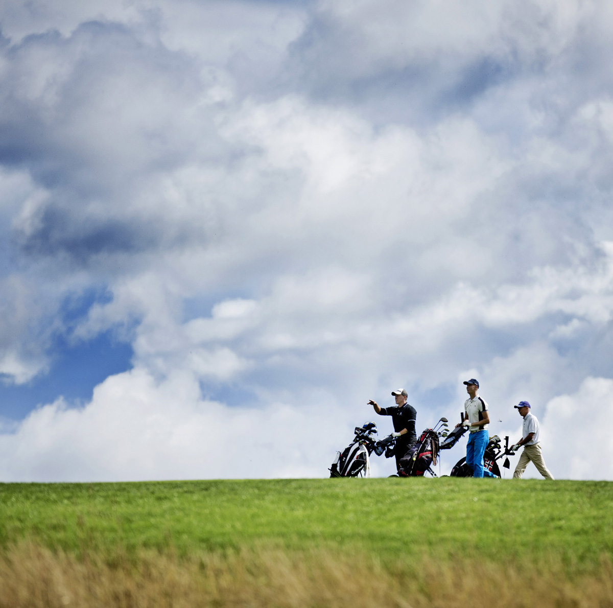 Golf Course Photography, Oslo, GolfKlubb