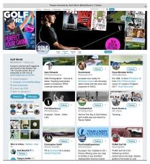 Twitter Feed, Golf World Magazine, Royal Birkdale, Phil Mickleson