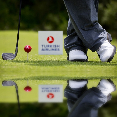 Turkish Airlines Golf World Cup, Turkish Airlines Golf Ball, TAWGC, Hole in One