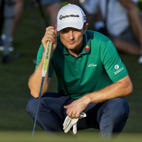 Justin ROSE, English Pro Golfer, MasterCard Sponsor, Winner U.S. Open 2013, Turkish Airlines Open, Taylor Made, Zurich Insurance Sponsored,