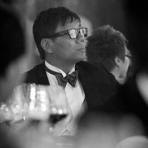 Wang Dafu, Billionaire, President of Shenzen Visun, Hainan, Founder Hainan Rendez-vous Yacht Fair, Gary Edwards Photography