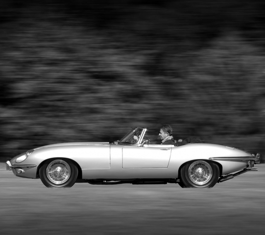 1969 JAGUAR E-TYPE, Brussels, BELGIUM, Made in Browns Lane Coventry, XKE V6 4.2, Silver Machine