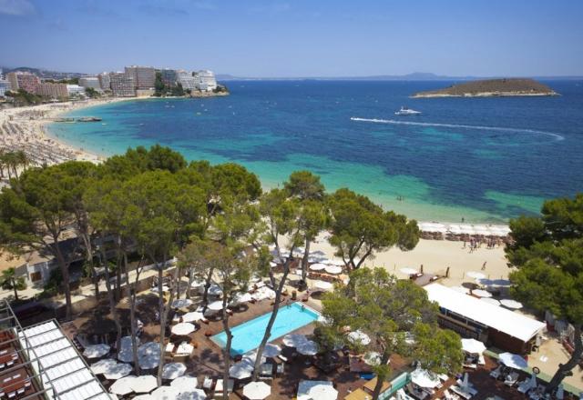 Nikki Beach, Mallorca, Beach Clubs Mallorca, Yachts Mallorca, Magaluf Nikki Beach