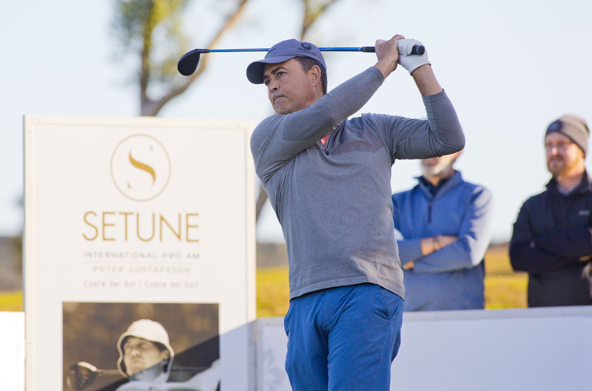 Golf Events, Golf Events Marbella, Setune Peter Gustafsson Pro-Am, Manuel Piñero, First Tee, Reserva de Marbella, Sotogrande Golf, San Roque Golf
