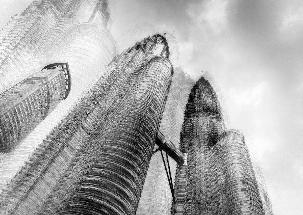 Petronas Towers, Kuala Lumpur, Wall Art, Art, Petronas, Architecture, Limited Edition Prints, Lewis Hamilton