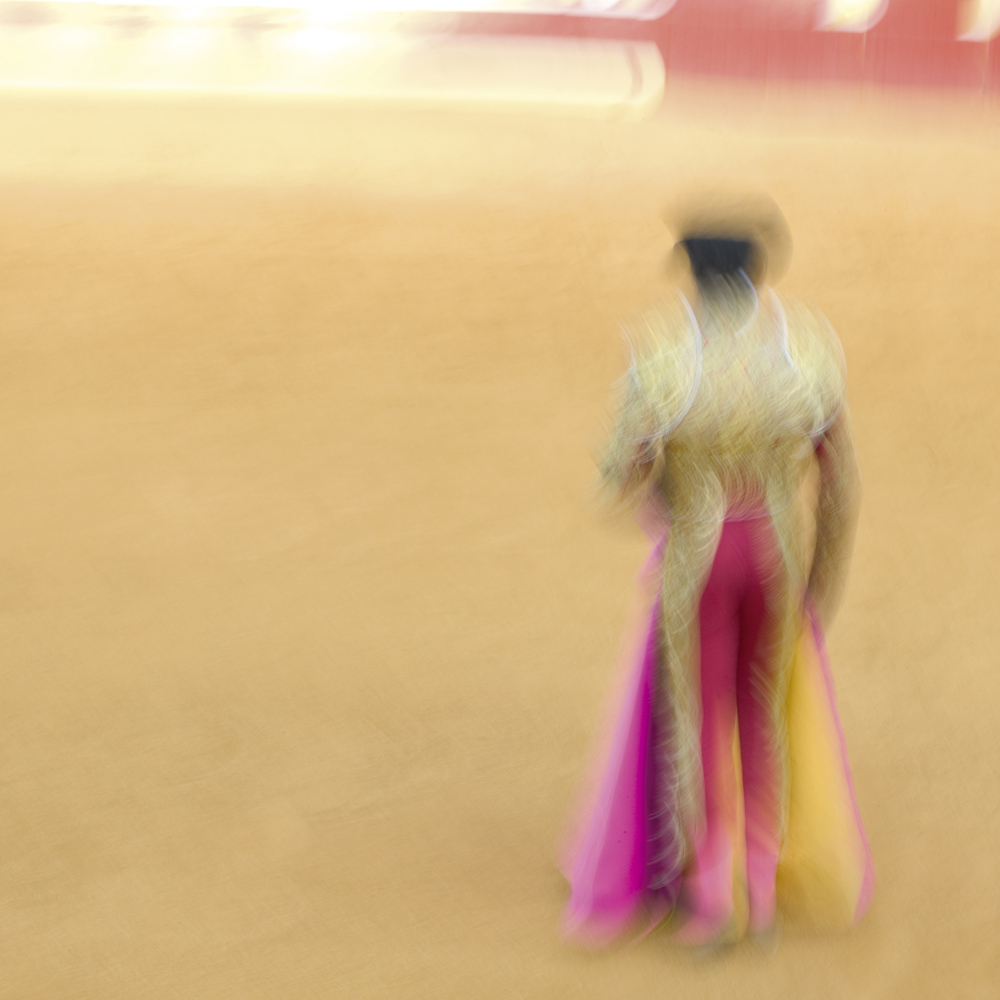 Bullfighting Art, The Long Wait · Limited Edition Prints, Wall Art, Matador, Malaga, Art Photography, Toros Collection
