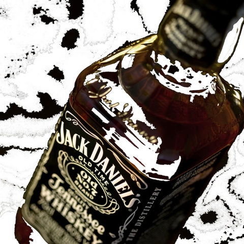 Jack Daniels, Artwork, Limited Editions, Gary Edwards Art Photography,