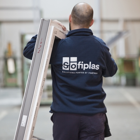 Sofiplas, Industrial Photography, Window Manufacturers, Belgium, Corprate Photography