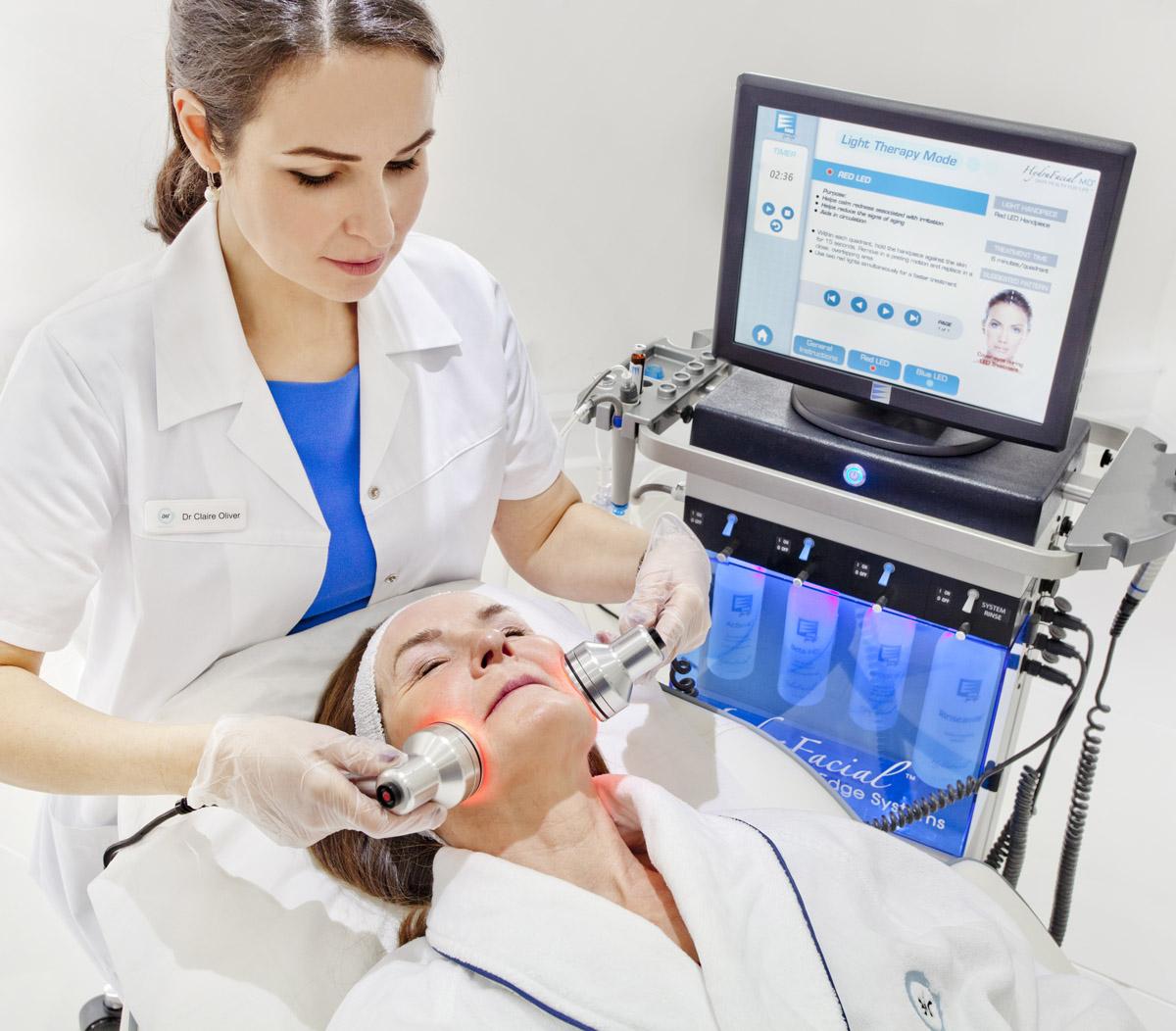 Service photography, Beauty treatments, Air Aesthetics