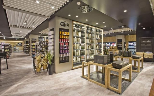 El Corte Ingles, Marina Banus, Costa Marbella, Designer goods, Gourmet shopping