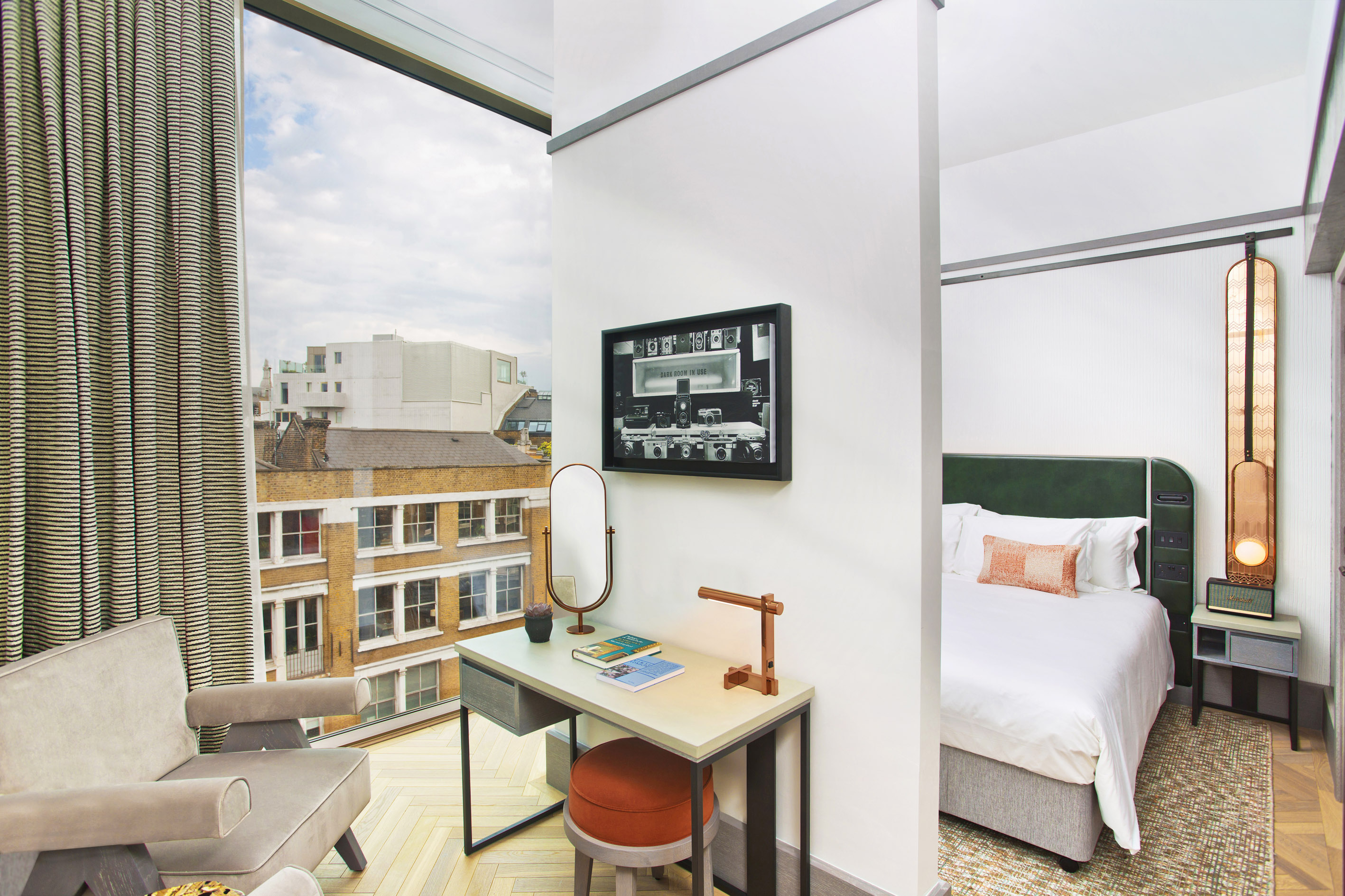 Professional Essence Hotel Photography of Zabeel House, Shoreditch