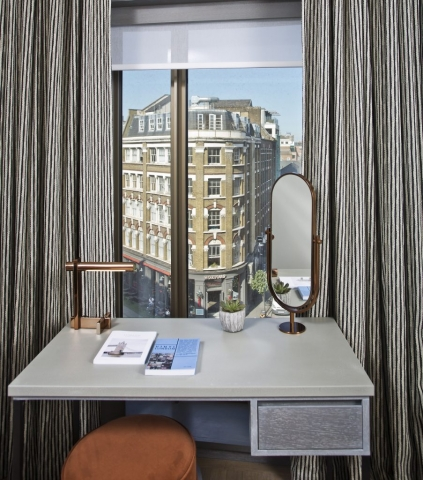 This is Shoreditch !! Urban Hotel Photography